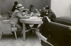Robert Frank 1955 Cadillac Showroom