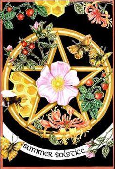 Week 7 – Litha Ritual