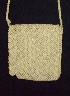 """Shoulder Bag """"Trellis"""" by Peter-The-Knotter on DeviantArt"""