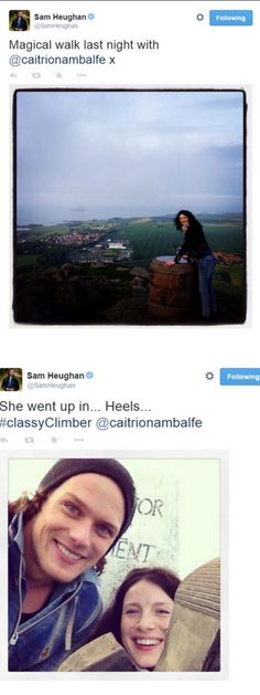 "dillon7fan: "" Must be something special for both of them because Sam retweeted…"