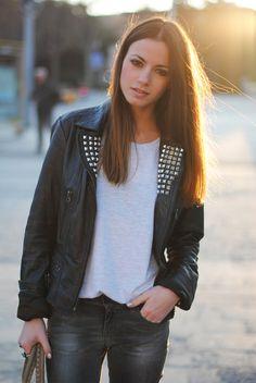 Gotta love leather!