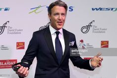 Host Ben Mulroney arrives at the David Foster Foundation Miracle gala and concert at Mattamy Athletic Centre on September 26, 2015 in Toronto, Canada.