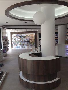 Distribución del diseño interior de la farmacia Pharmacy Design, Bathtub, Cordoba, Board, Interior Design, Bath Tube, Bath Tub, Bathtubs, Bath