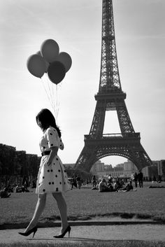 I love photos with balloons!