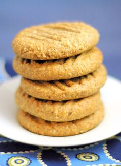almond meal cookies.  I want to try the other recipes on this starter page also.  They sound so good!