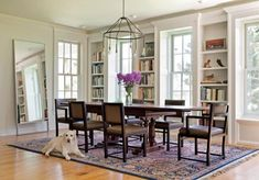 Greek Revival Farmhouses are large, beautiful things -- often times the two or three-story buildings have...