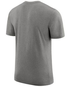 Nike Men's Denver Nuggets Swoosh Legend Team T-Shirt - Brown XXL