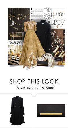 """Did Someone Say Party?"" by moomoofan1972 ❤ liked on Polyvore featuring The Organic Pharmacy, Meri Meri, Givenchy, Yves Saint Laurent and Jimmy Choo"