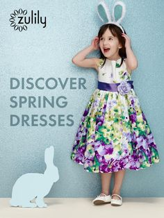 Hundreds of Easter Dresses for Your Little Darling! Always up to 70% Off!