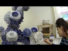 Watch Zemer Peled give shape to her creative vision. Give to the Bray Annual Campaign Clay Videos, Ceramic Wall Art, Organic Form, Campaign, Shapes, Creative, Artist, Porcelain, Meat