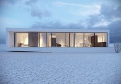 Villa cyprus architect svetozar andreev 2010 www for Minimalist residential architecture