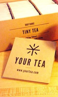 Tiny Tea by @yourtea is amazing for healthy weight loss, bloating, digestion, skin, mood and more! ==