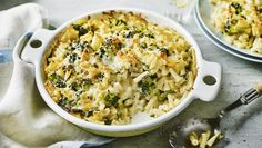 Put together healthy veg with a yummy mustard and cheese sauce and you've got a great pasta bake.  Each serving provides 459 kcal, 24g protein, 63g carbohydrate (of which 6.5g sugars), 11g fat (of which 5.5g saturates), 6g fibre and 0.6g salt.