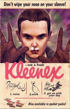 Eleven Kleenex Ad - Marco D'Alfonso