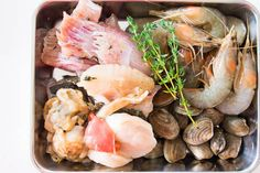 Seafood Stew Technique | Fresh Tastes Blog | PBS Food | Excellent tips on how to make a unique seafood soup w/fresh local seafood from YOUR area