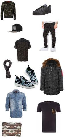 WasGeeeht!!! Ein Mode Blog für Männer: Herrenmode und Lifestyle: Trendmuster: Camouflage
