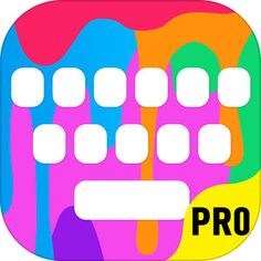 Color Keyboard Themes Pro  - new keyboard design & backgrounds for iPhone, iPad, iPod by Keyboard+