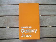 Vendo Samsung Galaxy J1 ACE original TIGO, 4G de memoria interna, slot para micro SD de hasta 128G, 512 de RAM, procesador de 1.2GHz, cámara principal de 5MP, frontal de 2MP, wifi, bluetooth...
