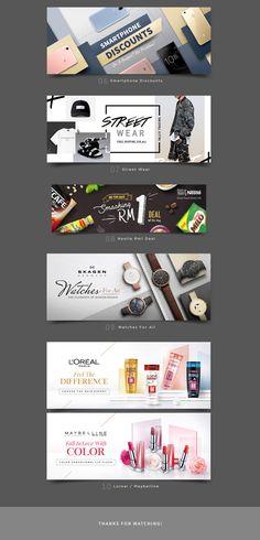 Promotional Banner Design Promotional Banner Design on Behance Design Web, Web Banner Design, Graphic Design, Web Banners, Wedding Banner Design, Promotional Banners, Promotional Design, Banner Site, Ads Banner