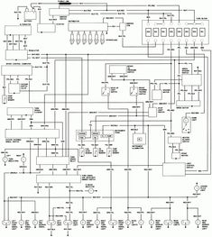 nissan leaf battery wiring diagram wiringdiagram org rh pinterest com 1984 Nissan Pick Up Wiring Diagram Nissan Wiring Harness Diagram
