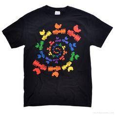 Woodstock - Spiral  T-Shirt