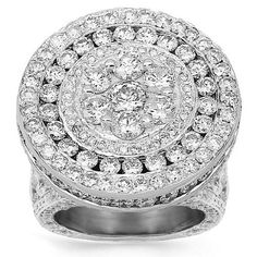 G-H,I2-I3 Size-9.5 Diamond Wedding Band in 10K Pink Gold 1//20 cttw,