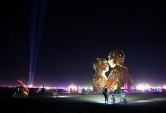 Neon Fever Dream is a gripping thriller set at Burning Man