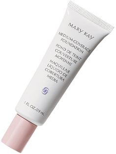 Mary Kay foundation - there's nothing else like it!