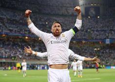 Sergio Ramos Final Champions 2016
