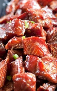 how to make indian candy smoked salmon