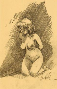 Régis Loisel - Galerie BD Erotique