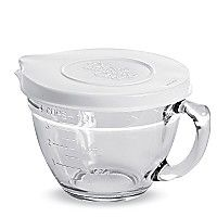 Love my Pampered Chef Batter bowls w/ lids! Dishwasher, Freezer, Microwave and Oven safe to 350 degrees.