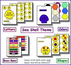 childcareland.com - Early Learning Activities For Pre-K and Kindergarten