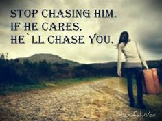 The feeling when he chases you is crazy!