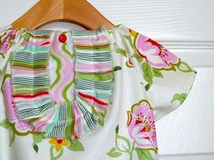 Boutique Mia for great handmade kids clothes.