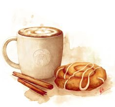 Starbucks Winter Fest Campaign by Mitchell Nelson