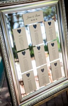 Best Wedding Table Numbers Chalkboard Seating Charts Ideas wedding is part of Wedding table seating chart - Wedding Table Assignments, Wedding Table Planner, Wedding Table Seating, Wedding Tables, Seating Chart For Wedding, Diy Wedding Table Numbers, Wedding Table Cards, Reception Seating Chart, Wedding Card
