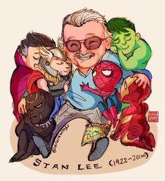 Rest In Peace Stan Lee you were amazing and you still are. Rest In Peace Stan Lee you were amazing and you still are. The post Rest In Peace Stan Lee you were amazing and you still are. appeared first on Marvel Universe. Marvel Avengers, Marvel Comics, Marvel Fan Art, Marvel Funny, Marvel Memes, Avengers Poster, Spiderman Marvel, Thanos Marvel, Stan Lee