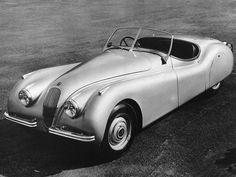 1948 Jaguar XK120 Drop Head Coupe