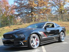 #Ford #Mustang 2013 #Roush Stage 3 #Coupe Loaded With The Goodies Low Reserve Set A+ - New Ford Mustang for sale in Knoxville, Tennessee | Trucks2Cars.com