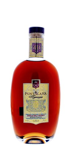 Puntacana Tesoro 15YO Malt Whisky Finish. Dominican Rum finished in ex-Scotch casks for some Neat Peat. GBP 27.99