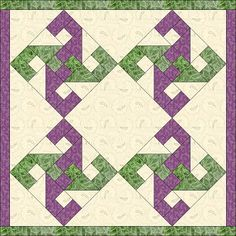 Block of the Month - November 2002