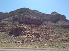 Barren Hills of Salt Lake City