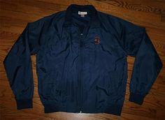 Chicago Bears Football nylon lined zip Jacket-Men's XL-lightweight / golf / Antigua