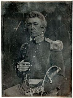 Mexican American War, American Civil War, American History, Old Photography, History Of Photography, Military Art, Military History, Us Army Uniforms, American Uniform