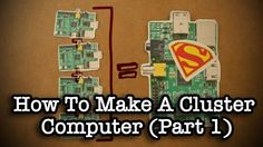 The Raspberry Pi's great, but it's certainly not that powerful. One way to boost that power is to create a cluster computer. Instructables user gigafide shows you how.