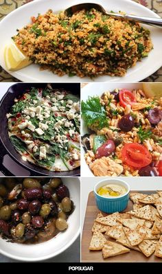 Pin for Later: 12 Healthy Mediterranean Recipes You Need to Try