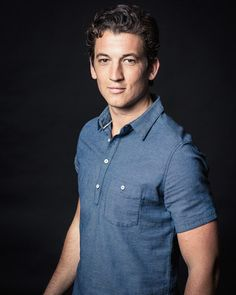 Miles Teller.   He is THE boy next door with a dash of bad boy.  Just a dash.  Not enough to do damage but enough to keep you guessing.   I wish I could have a crush on him but I'm closer to wishing I could adopt him.  God I hate getting older!   There's all these pedophile feelings you start going through but you're not quite sure where the line is...