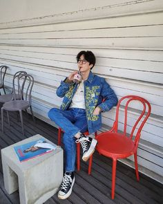 Baekhyun Chanyeol, K Pop, Kai, Luhan And Kris, Instyle Magazine, Cosmopolitan Magazine, Kim Junmyeon, Exo Members, Yixing
