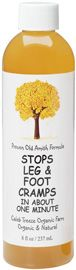 StopsLegCramps.com - Home Page - Amish Formula to Stop Leg Cramps